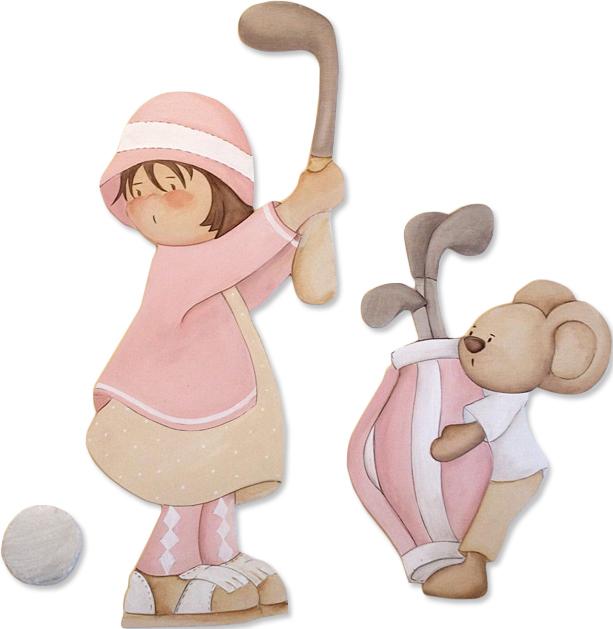 Siluetas infantiles de madera de magda play enfants et - Siluetas madera infantiles ...