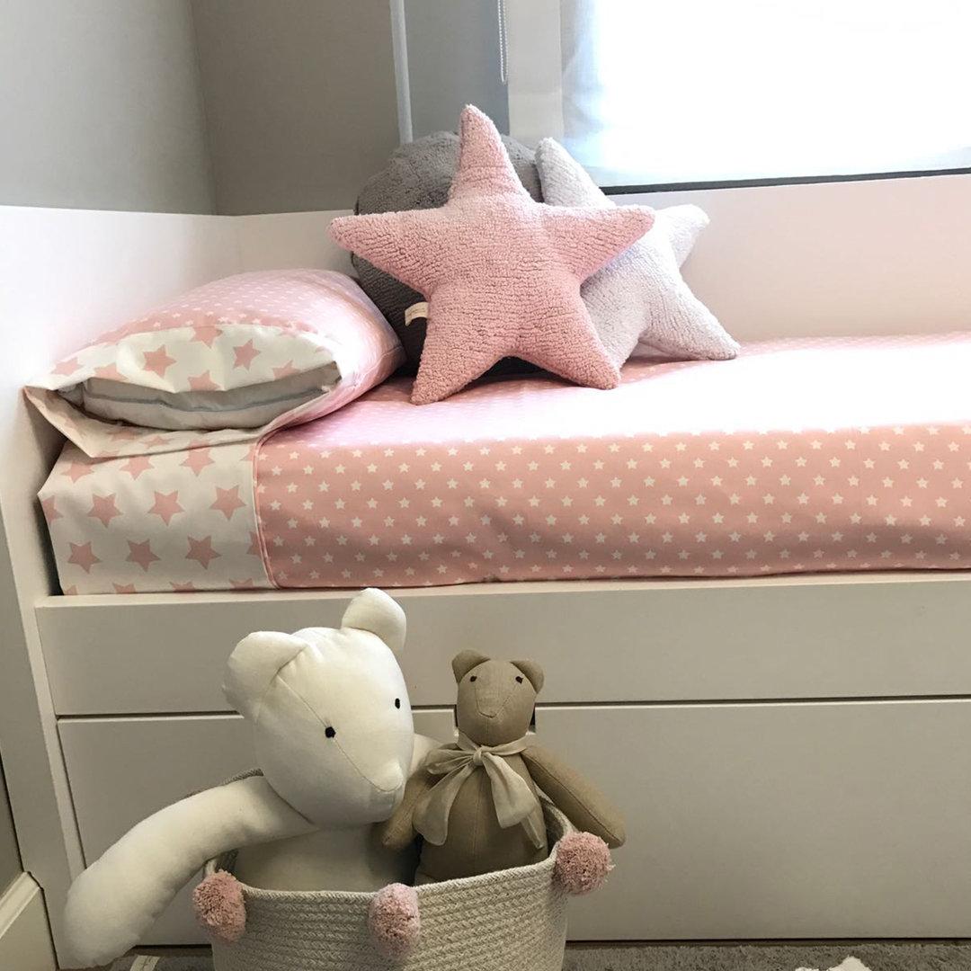 Funda n rdica cama 1 90 nid rosa palo for Funda nordica infantil cama 90