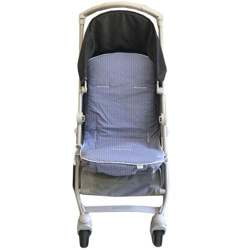 ad8ceca3d Colchonetas azules para silla ligera - Enfants et Maison