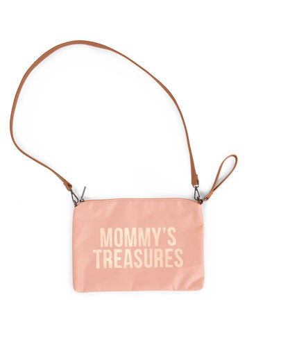 Neceser o bolso Mommy's Treasures pink