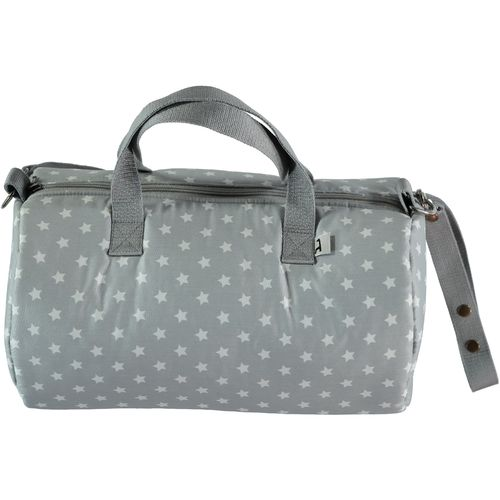 Bolso Weekend impermeable Nid gris