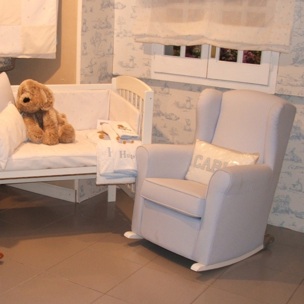 butaca balanc n o mecedora de lactancia enfants et maison. Black Bedroom Furniture Sets. Home Design Ideas