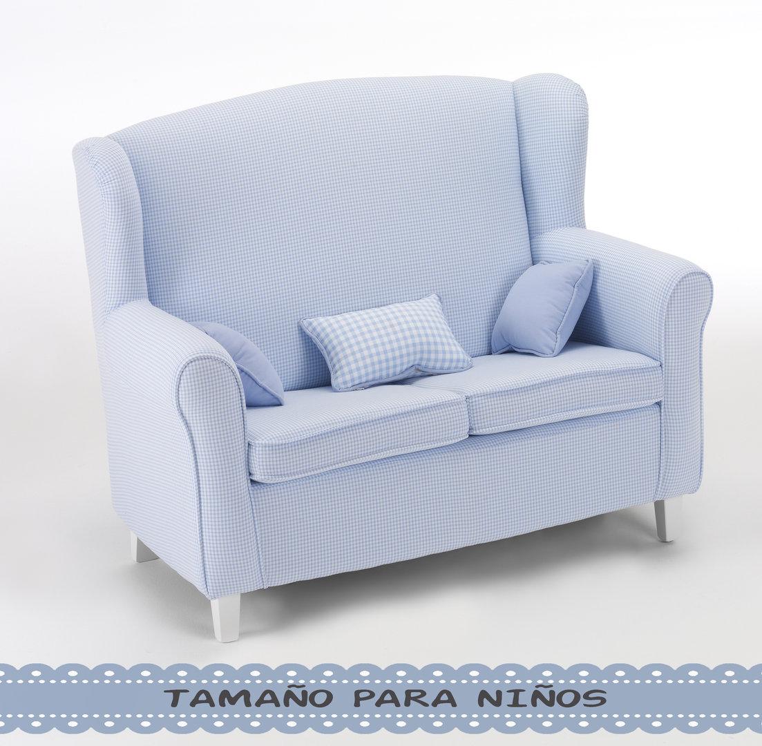 Sofa para ni os con tela a escoger enfants et maison - Tela para sofa ...