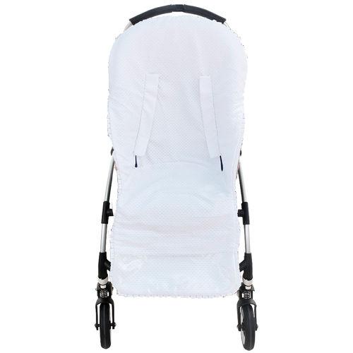 colchoneta silla paseo blanca