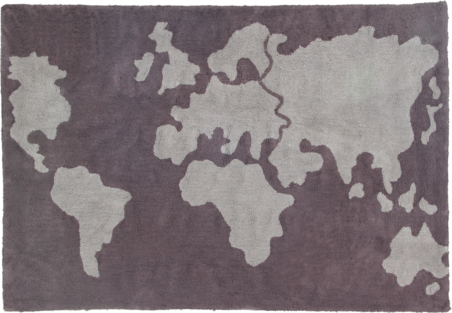 Alfombra Lorena Canals lavable World Map - Enfants et Maison