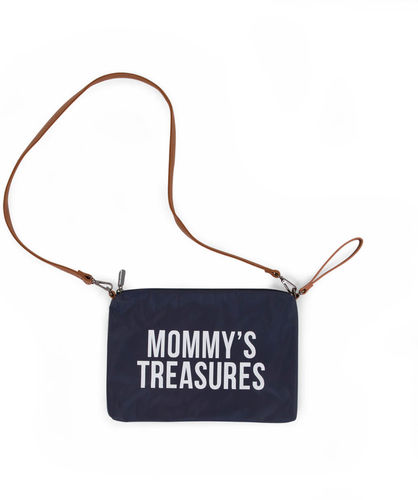 Neceser o bolso Mommy's Treasures navy