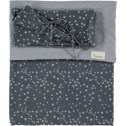 Funda nórdica con funda de almohada Magic Grey