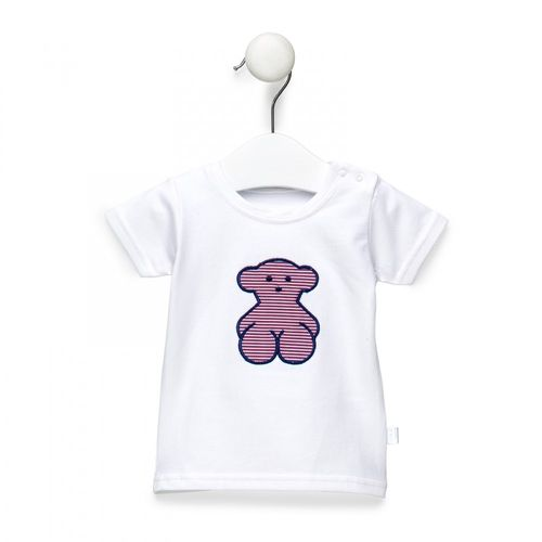 Camiseta Circle Bear marinero Tous Baby