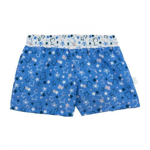 8999fe798 Bañador infantil Stamp azul celeste TOUS Baby