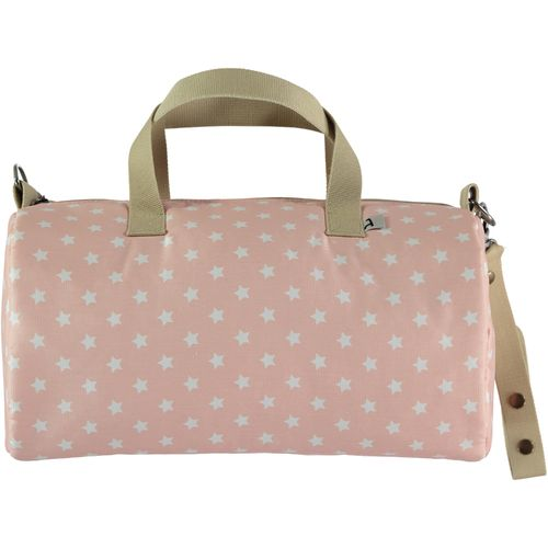 Bolso Weekend impermeable Nid rosa