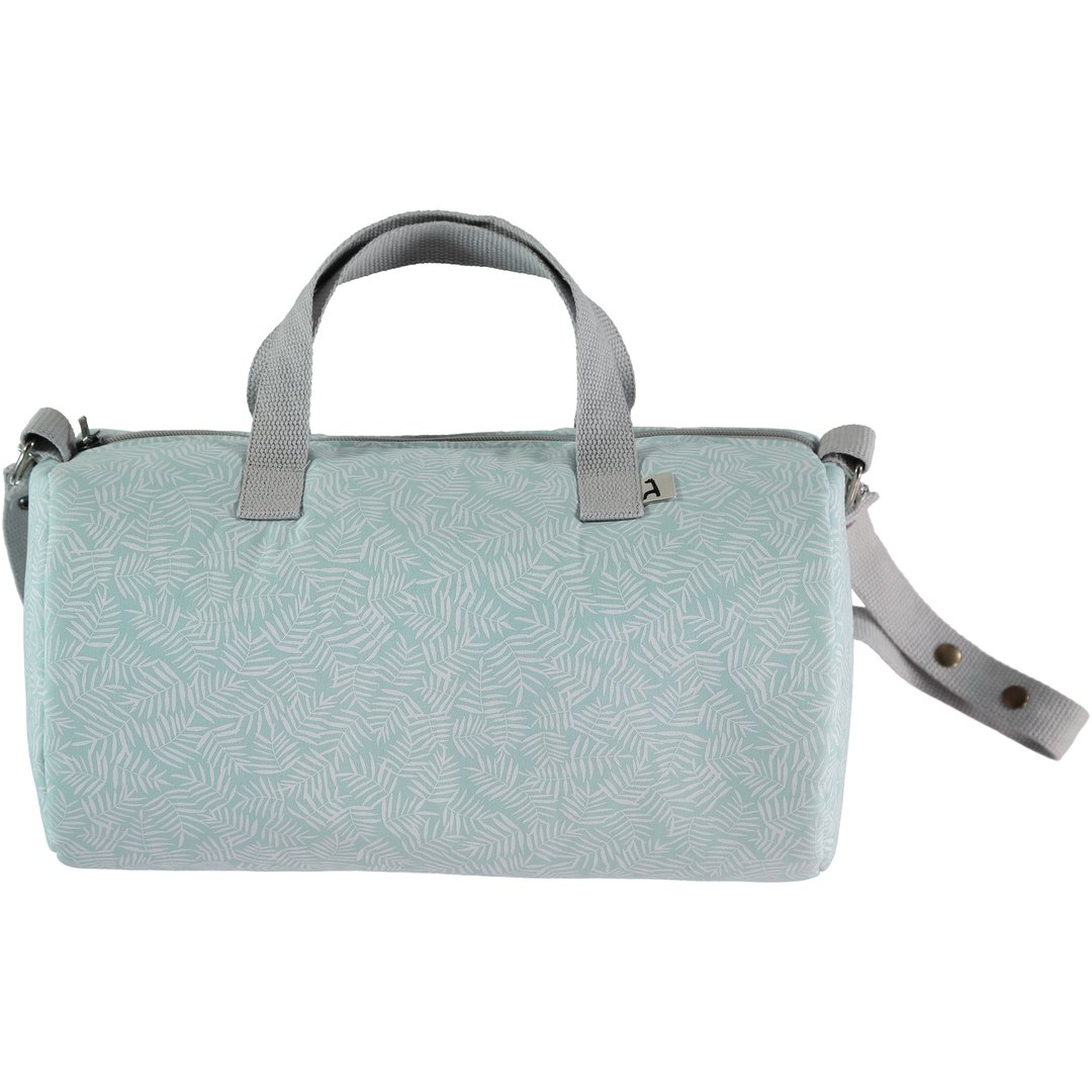 Bolso Weekend impermeable Bali mint