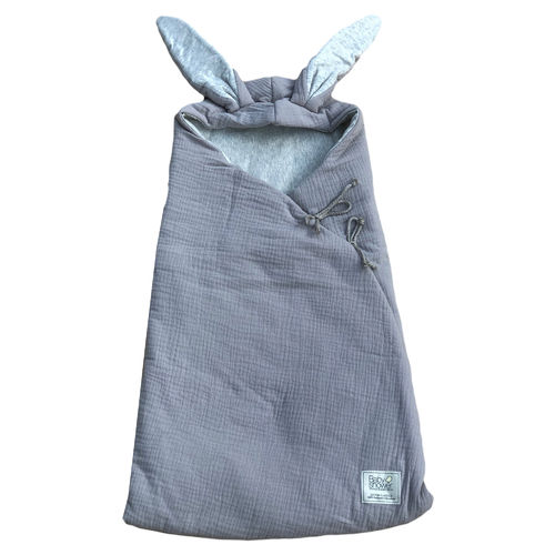 Saco Bunny Sand Cotton de Babyshower