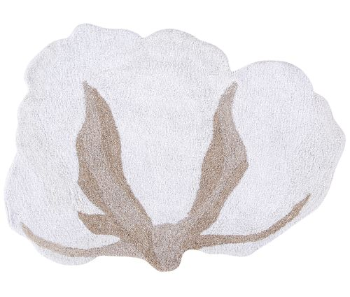 Alfombra Lorena Canals lavable Cotton Flower