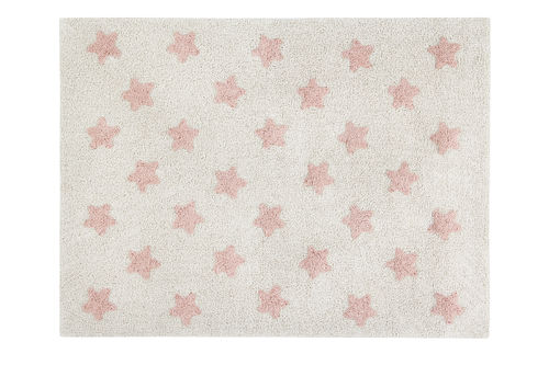 Alfombra Lorena Canals lavable Natural Nude Vintage