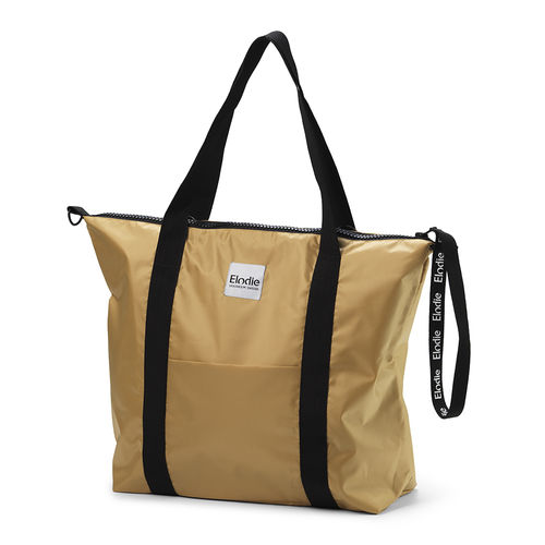 Bolso maternidad Soft Shell Gold Elodie