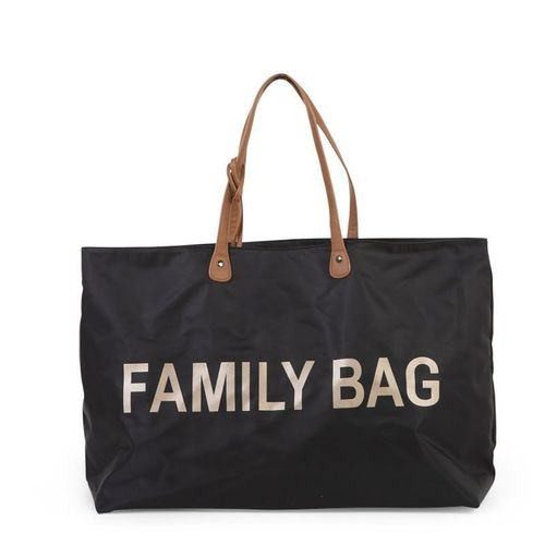 Family Bag Black Gold